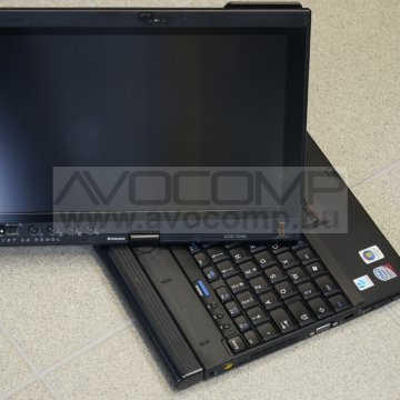 Lenovo ThinkPad X200 Tablet (Core 2 Duo/1.86GHz/2GB)