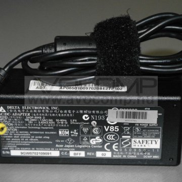 Delta 19V 3.42A 75W notebook adapter gyári