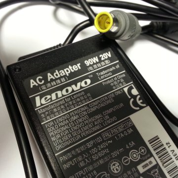 Lenovo notebook adapter 20V 4.5 90W