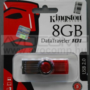 Kingston 8GB D101G2 pendrive