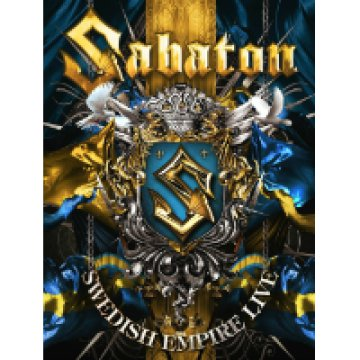 Swedish Empire Live (limitált, digipak) DVD