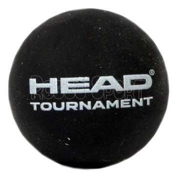 Head Tournament squash labda
