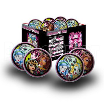 Monster High labda, 15 cm
