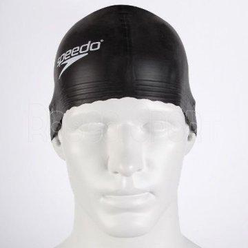 A Speedo Junior Latex úszósapka. Az úszósapka jól illeszkedik a fej  formájához 84ab0a433a
