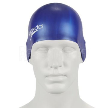 Speedo Junior Plain Moulded úszósapka