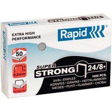 Rapid Super Strong fűzőkapocs 1000 db/doboz