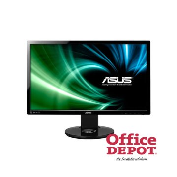 "Asus 24"" VG248QE LED DVI HDMI 144 Hz-es multimédiás monitor"