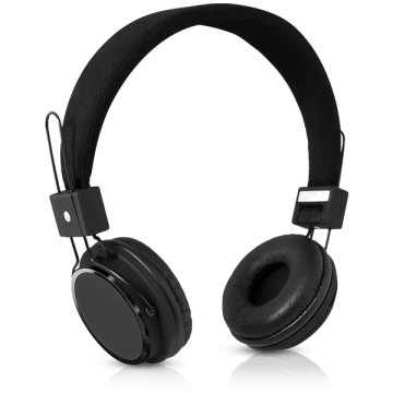 V7 Light Stereo Headset fekete