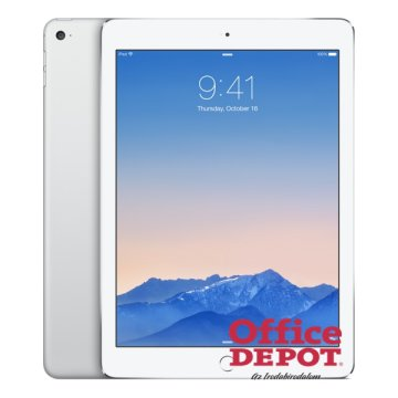 Apple iPad Air 2 128 GB Wi-Fi (ezüst)