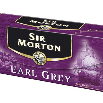 Sir Morton Earl Grey tea 20x1,5 g