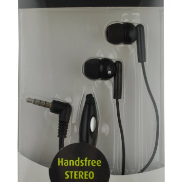 Max Mobile HTC/Sony/LG headset headset, fekete