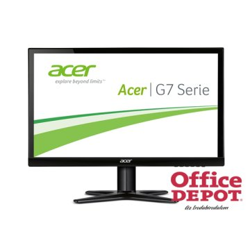 "Acer 23"" G237HLAbid IPS LED DVI HDMI 4 ms gamer monitor"