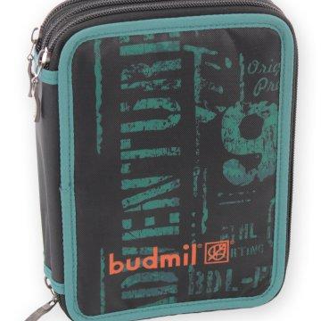 885147c39a3d Budmil 3 em. tolltartó koptatott fekete-szürke - ár, vásárlás ...