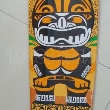 Spartan Drop Shape Indio longboard