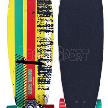 Black Dragon Pintail GGF longboard