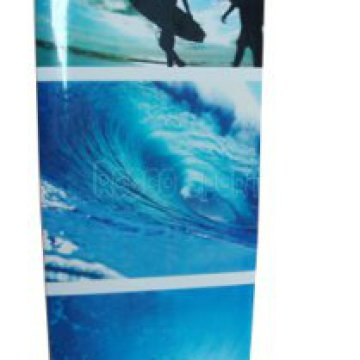 Spartan Drop Shape Surfer longboard