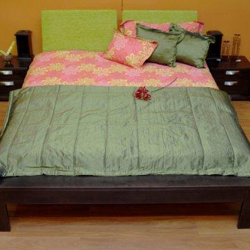 Taft ágytakaró 2 db díszpárnával (TA009) 220 240 - ár 0ff0c0a8b8