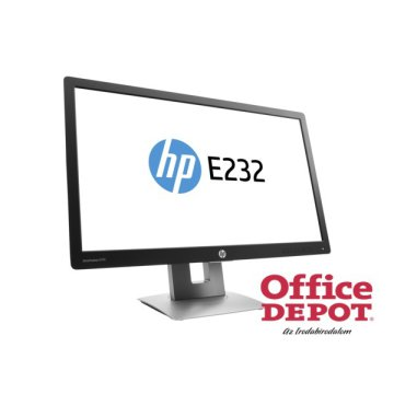HP EliteDisplay E232  HDMI DPP USB monitor