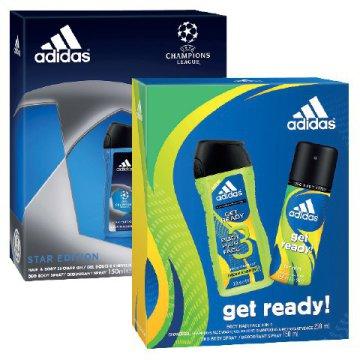 Adidas férfi ajándékcsomag ár, vásárlás, rendelés, vélemények
