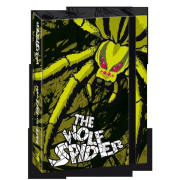 The Wolf Spider füzetbox A/5