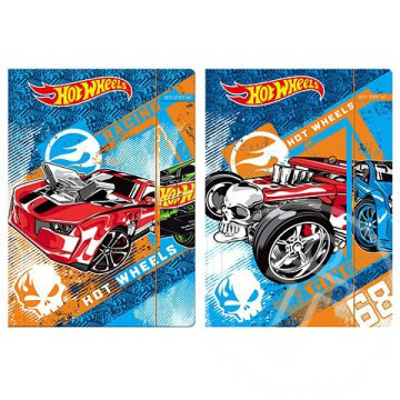 Hot Wheels gumis mappa A/4