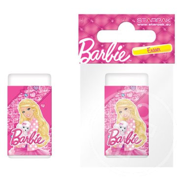 Barbie radír 1db