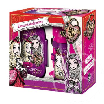 Ever After High uzsonnás szett dobozban