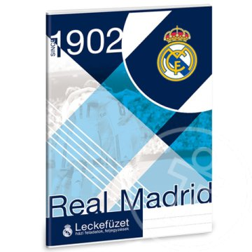 Real Madrid 1902 leckefüzet A/5