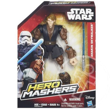 Star Wars Hero Mashers Episode III Anakin Skywalker figura - Hasbro