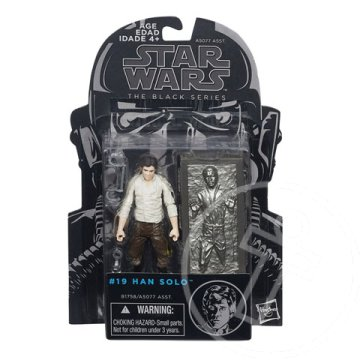 Star Wars Black Series Han Solo figura - Hasbro