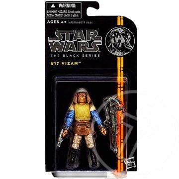 Star Wars Black Series Vizam figura - Hasbro