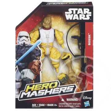 Star Wars Hero Mashers Episode V Bossk figura - Hasbro