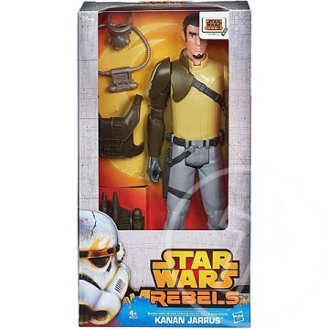 Star Wars Rebels Kanan Jarrus Hero Series játékfigura - Hasbro