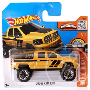 Hot Wheels: Dodge Ram 1500 kisautó 1/64 - Mattel