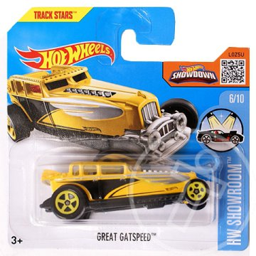 Hot Wheels: Great Gatspeed kisautó 1/64 - Mattel