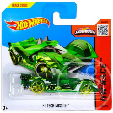 Hot Wheels Race: Hi-Tech Missile kisautó 2