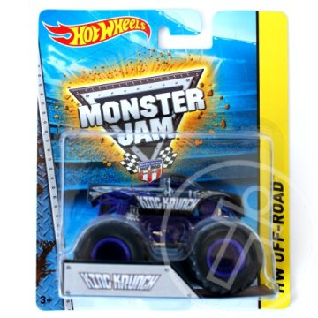 Hot Wheels Monster Jam: King Krunch Monster kisautó 1/64 - Mattel