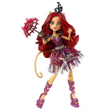 Monster High: Széprém baba Toralei