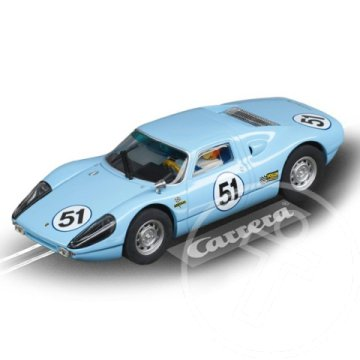 Carrera Evolution: Porsche 904 GTS No.:51 pályaautó 1/32