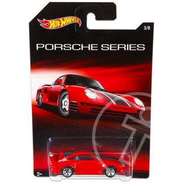 Hot Wheels: Porche kisautók -  Porsche 959