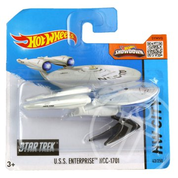 Hot Wheels City: U.S.S. Enterprise NCC-1701