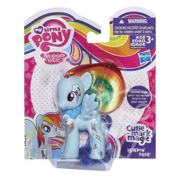 Én kicsi pónim: Cutie Mark Magic póni - Rainbow Dash
