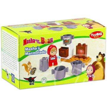 9ce5109222 Mása lekvárja építőkészlet, készítsd el saját lekvárodat! A méltán népszerű  orosz mese főszereplője Mása és a Medve. Mása egy nyughatatlan kislány, ...