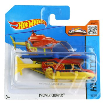 Hot Wheels City: Propper Chopper helikopter