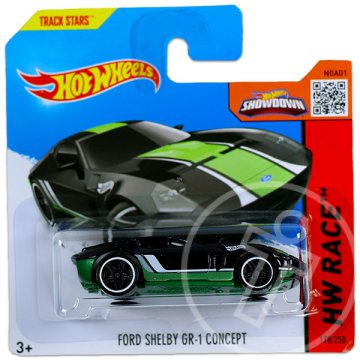 Hot Wheels Race: Ford Shelby GR-1 Concept