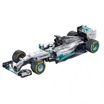 "Carrera Evolution: Mercedes-Benz W05 Hybrid ""L.Hamilton"" No.:44 pályaautó"