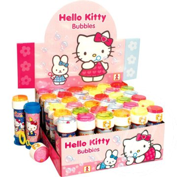 Hello Kitty buborékfújó 60ml