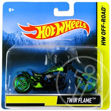 Hot Wheels: Street Power motorok - Twin Flame