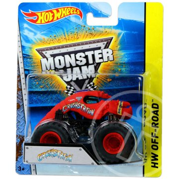 Hot Wheels Off-Road: Monster Jam terepjáró - Crushstation