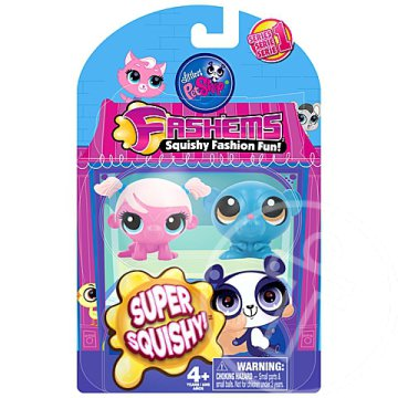 Littlest Pet Shop Fashems figuraszett 2db-os